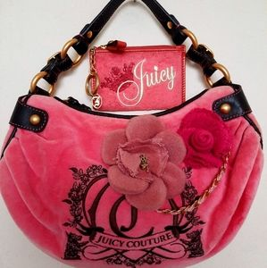 NWOT JUICY COUTURE Handbag & wallet